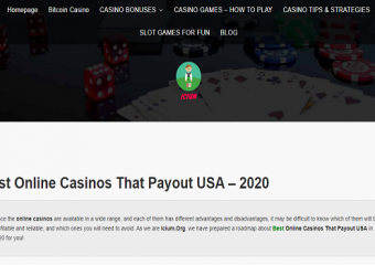 Top Trusted Slot Casino Sites To Play Safely!