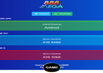 Online Casino Gambling Fun – Online Gaming mega888 download android