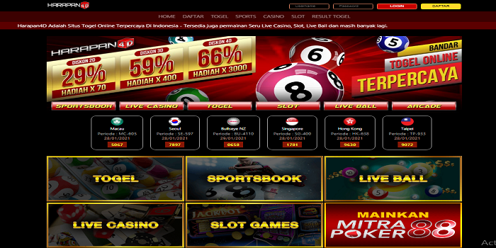 Finest Online Sports Betting Overview togel online