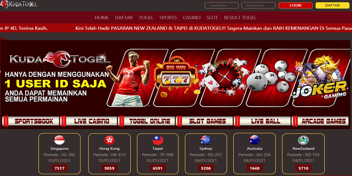 Do Not Play The Lottery Game – 7 Factors You Need To togel singapore