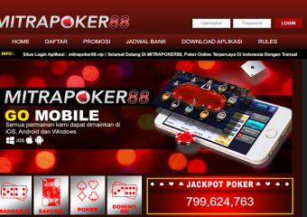 Behaviors Of Extremely Reliable Casino dominoqq